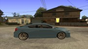 Scion Tc Street Tuning для GTA San Andreas миниатюра 5