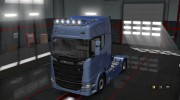 Scania S - R New Tuning Accessories (SCS) for Euro Truck Simulator 2 miniature 5