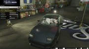 Nissan 240SX Tunable for GTA 5 miniature 19