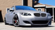 BMW M5 E60 v1.1 for GTA 5 miniature 6