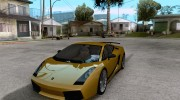 Lamborghini Gallardo Superleggera for GTA San Andreas miniature 1