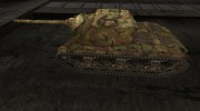 шкурка для T25 AT №5 для World Of Tanks миниатюра 2