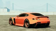 Aston Martin Vantage GT3 for GTA 5 miniature 3