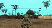 GGO Sinon for GTA San Andreas miniature 4