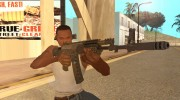 Call of Duty Advance Warfare AK-12 для GTA San Andreas миниатюра 1
