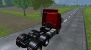 Volvo Fm 370 for Farming Simulator 2013 miniature 8