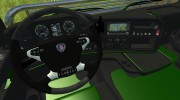 Scania R560 Templer Edition Green Turm for Farming Simulator 2013 miniature 8