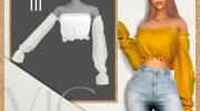 SHIRT 22Y III - VIC for Sims 4 miniature 1