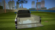Chevrolet Silverado K-10 2500 1986 for GTA Vice City miniature 5