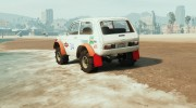 VAZ 2121 Offroad  FINAL for GTA 5 miniature 3