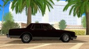 Chevrolet Caprice Classic 87 for GTA San Andreas miniature 5