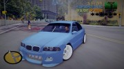 BMW M5 TUNED for GTA 3 miniature 1