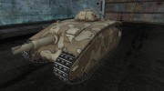 Шкурка для ARL V39 for World Of Tanks miniature 1