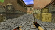 Cooking Knife with Blood by Project_Blackout для Counter Strike 1.6 миниатюра 2