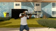 Gold and Silver Sniper Weapon Mod for GTA San Andreas miniature 2