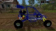 Crazy Kart for Farming Simulator 2017 miniature 2