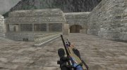 AWP Case Hardened for Counter Strike 1.6 miniature 3
