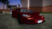 McLaren F1 LM for GTA Vice City miniature 2