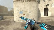M4A4 Spiritual for Counter-Strike Source miniature 1
