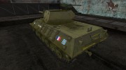 Шкурка для M10 Wolverine French for World Of Tanks miniature 3