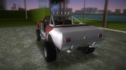 Ford Mustang Sandroadster v3.0 for GTA Vice City miniature 4