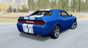 Dodge Challenger for BeamNG.Drive miniature 3