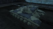 Шкурка для Bat Chatillon 25t for World Of Tanks miniature 3