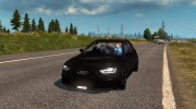 Audi A4 Avant (B8) for Euro Truck Simulator 2 miniature 3