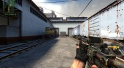 Camo M4a1 original anim для Counter-Strike Source миниатюра 1