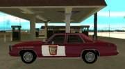 Ford LTD Crown Victoria 1991 Minnesota State Trooper for GTA San Andreas miniature 5