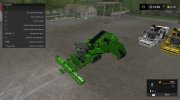 GRIMME MAXTRON 620 Multicolor v1.0.0 for Farming Simulator 2017 miniature 6