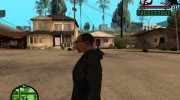 Толстовка с логотипом Hollywood Undead for GTA San Andreas miniature 3