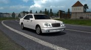 Mercedes-Benz W210 for Euro Truck Simulator 2 miniature 1