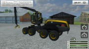 Ponsse Scorpion v 0.9 для Farming Simulator 2013 миниатюра 3