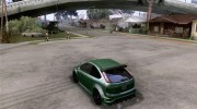 Ford Focus RS для GTA San Andreas миниатюра 3