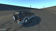 Mitsubishi Pajero 1993 for BeamNG.Drive miniature 3