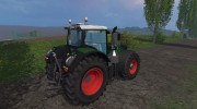 Fendt Vario 1050 for Farming Simulator 2015 miniature 3