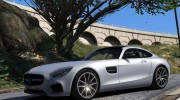 2016 Mercedes-Benz AMG GT v2.2 for GTA 5 miniature 1