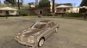 Bentley Arnage T for GTA San Andreas miniature 1