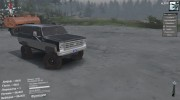 Chevy K5 Blazer 1975 for Spintires 2014 miniature 1
