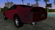 Toyota Supra US-Spec (JZA80) 1993 for GTA Vice City miniature 4