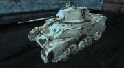 Шкурка для M5 Stuart for World Of Tanks miniature 1