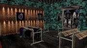 Era Evil gothic clothing shop (Binco mod) for GTA San Andreas miniature 2