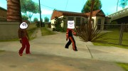 Meme Ivasion Mod for GTA San Andreas miniature 2
