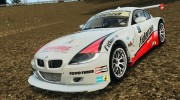 BMW Z4 M Coupe Motorsport for GTA 4 miniature 1
