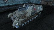 Шкурка для Hummel for World Of Tanks miniature 1