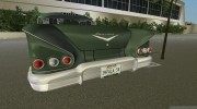 Chevrolet Impala 1958 for GTA Vice City miniature 3