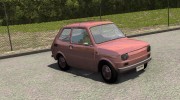 Fiat 126P for BeamNG.Drive miniature 1