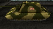 Шкурка для E-100 for World Of Tanks miniature 2