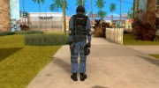 Swat из Point Blank for GTA San Andreas miniature 3